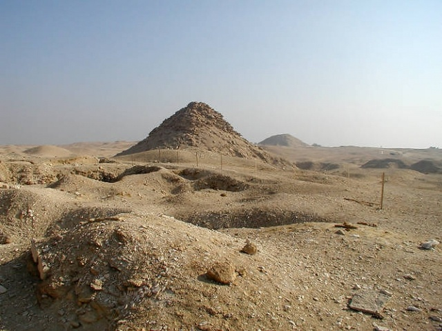 Пирамиды Египет: Фото
