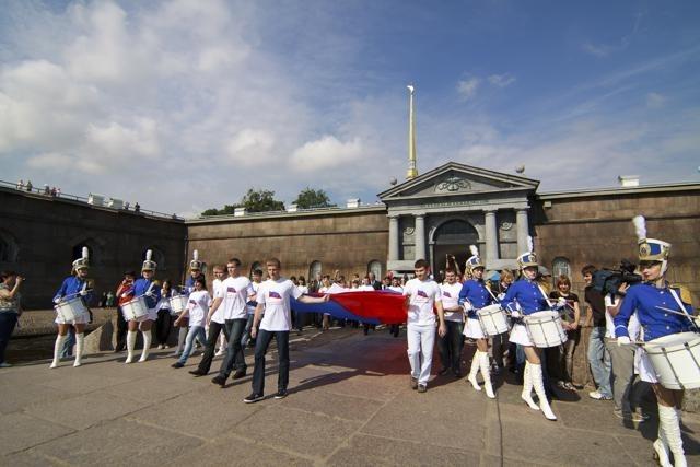 Пушка, Петропавловка, Нарышкин бастион: Фото