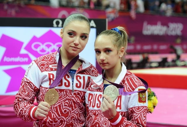 Алия Мустафина: Фото