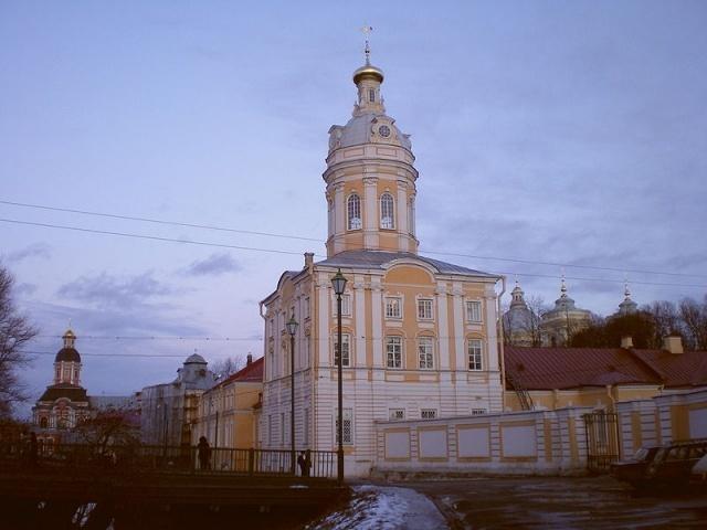 Александро-Невская лавра: Фото