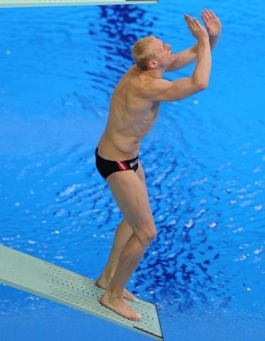 Илья Захаров - золотой прыжок: Фото