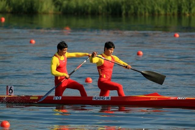Соревнования по гребле на байдарках и каноэ на Олимпиаде-2012: Фото