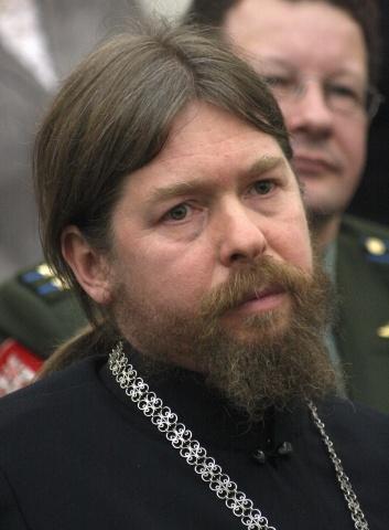 Архимандрит Тихон Шевкунов: Фото