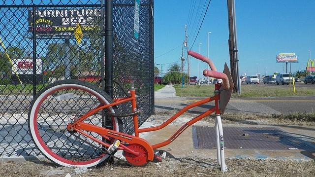 Кражи велосипедов: Фото