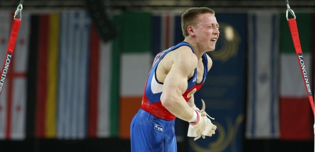 Денис Аблязин на Олимпиаде 2012: Фото