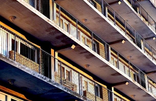 Петербуржец захватил заложницу и угрожал спрыгнуть с балкона