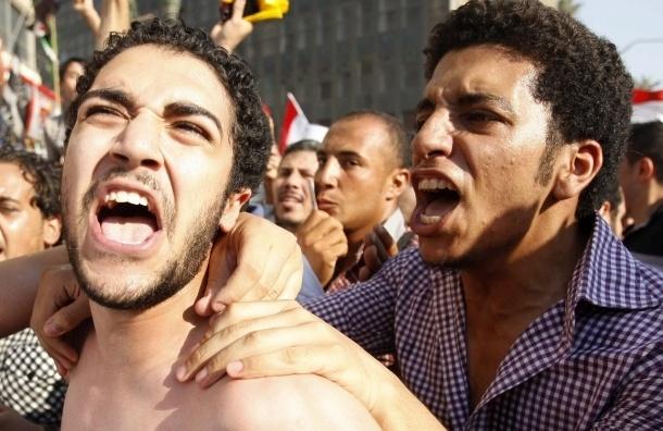 В Египте мусульмане напали на христианскую церковь