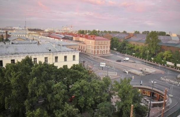 Площадь Труда будут реконструировать до конца года