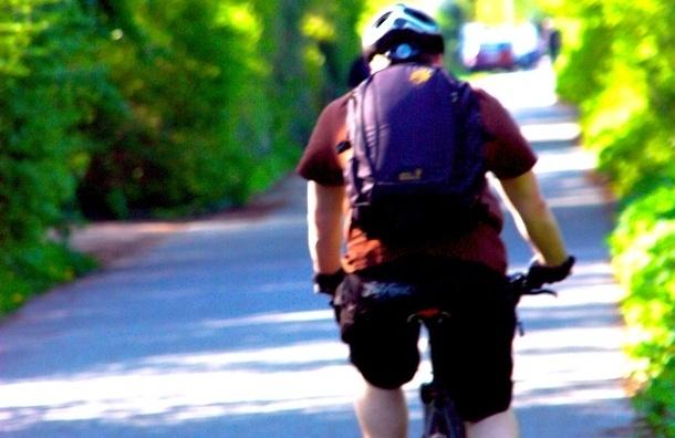 На севере Петербурга ловят велосипедиста-грабителя