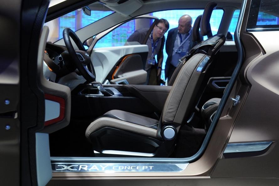 цены на новый автомобиль лада xray фото #19