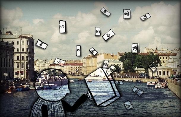 Петербуржец теряет по 200 тысяч рублей каждые 5 лет из-за партийной монополии
