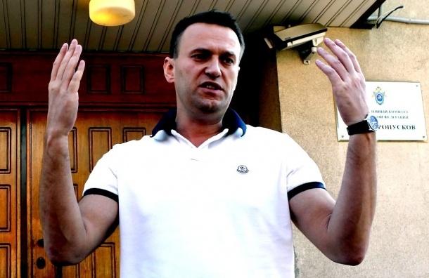 Навальному в кабинет подсунули «жучка», он вызвал полицию
