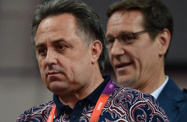 Мутко рассказал о «большой политике» на Олимпиаде