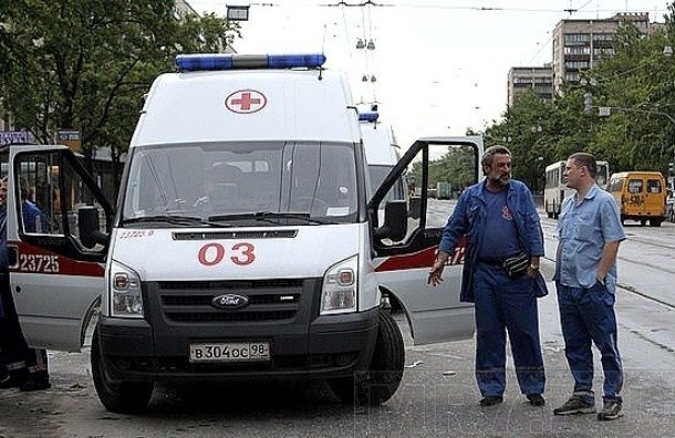 В Коми автобус с пассажирами протаранил грузовик