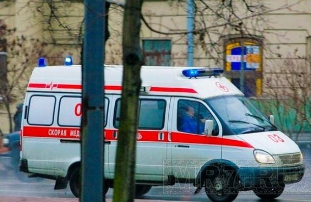 Пьяный водитель скутера сбил женщину-полицейского