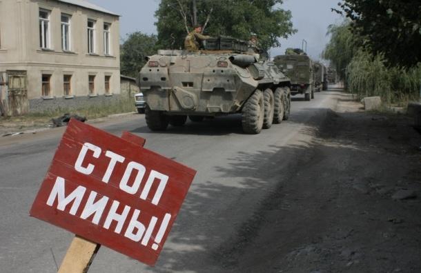 Военные в фильме о войне в Южной Осетии раскритиковали Медведева