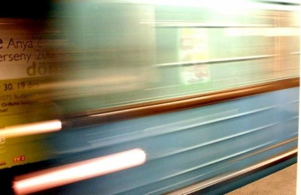 Мужчина, прыгнувший под поезд на «Балтийской», вскочил и убежал с криком «Я живой»