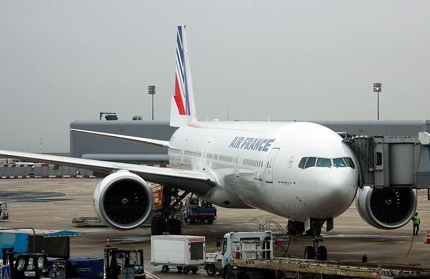 Пилоты Air France попросили пассажиров