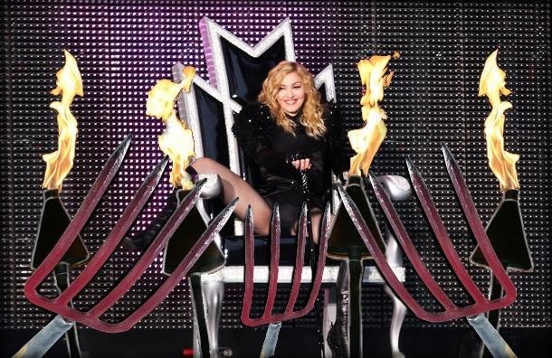 Страсти по Мадонне: геи против, а националисты завидуют