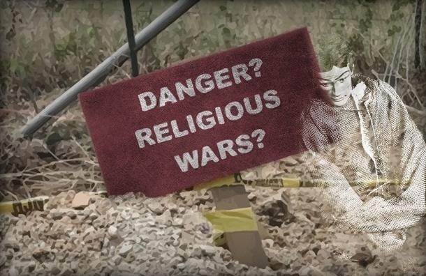 Убийства под Рussy Riot и икону, поломанные кресты и ограбление храма - что все это значит