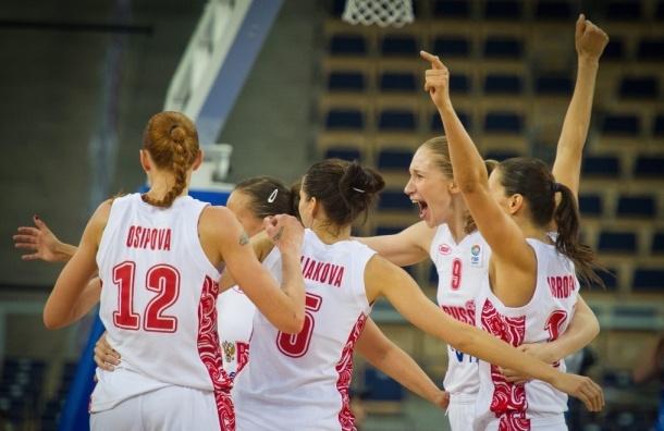 Российские баскетболистки проиграли Франции на Олимпиаде