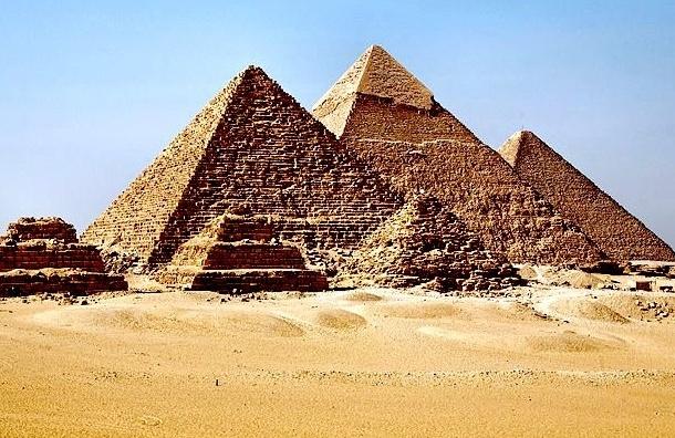 Неизвестные египетские пирамиды нашли с помощью Google Earth