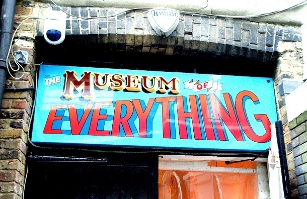 Знаменитый «Музей всего» приедет в Петербург в поисках художников-аутсайдеров