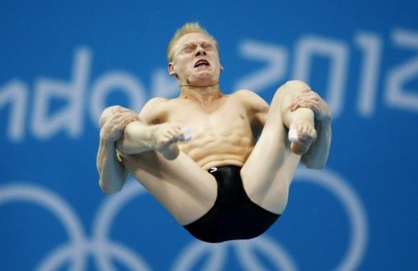 Илья Захаров: прыжки в воду принесли золото