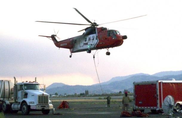 Вертолет с россиянами разбился в Турции