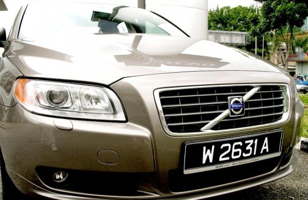 Комитет по землеустройству купит Volvo за 1,6 млн рублей