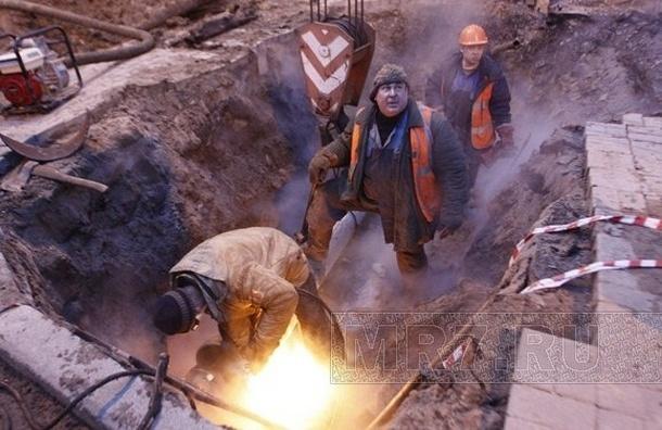 Полтавченко пообещал, что этой зимой бардака с прорывами на теплотрассах не будет