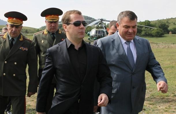 Грузия пригрозила Медведеву лишением свободы