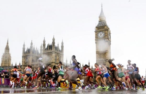 Россиянка завоевала бронзу в олимпийском марафоне