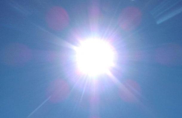Синоптики пообещали Петербургу теплую погоду