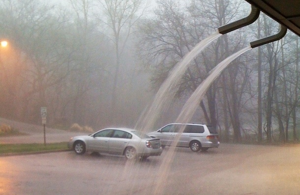 В Краснодарском крае экстренно объявили о сильных дождях