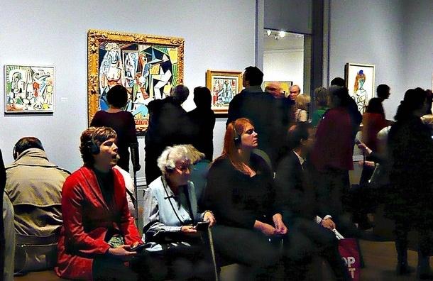 В архиве американского музея случайно нашли картину Пикассо