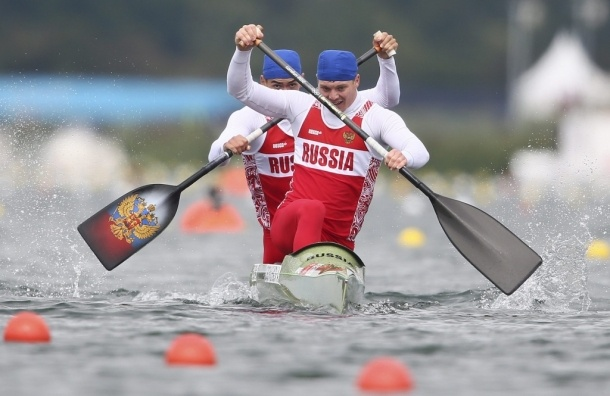 Российские гребцы взяли бронзу на каноэ-двойке