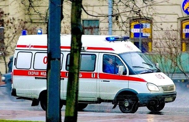 Подполковника ГИБДД убило листами оргалита, которые ветер сорвал со встречного авто