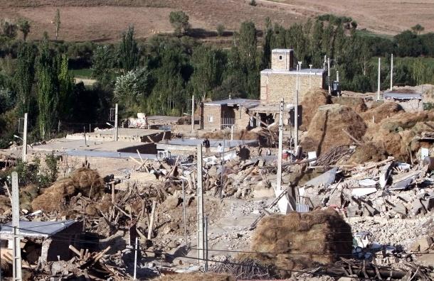 Землетрясение в Иране: Путин хочет помочь