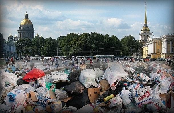 Самые грязные улицы Петербурга: адреса