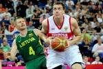 Олимпиада 2012: Сборная России по баскетболу впервые в истории вышла в олимпийский полуфинал