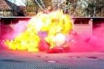 Теракт в Грозном: на въезде в город прогремел взрыв