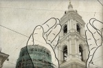 Украсть мощи святых из храма в Петербурге было проще простого