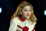 Мадонна на концерте в Ницце призвала освободить Pussy Riot
