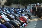 Ураза Байрам 2012 в Москве отметили 170 тысяч мусульман