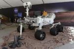 Любопытный марсоход приземлился на красной планете после 8 месяцев полета