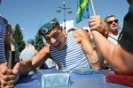 Репортаж: День ВДВ 2012 в Петербурге