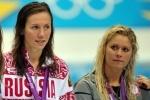 Олимпиада 2012: Российская пловчиха Зуева выиграла серебро под гипнозом