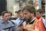 Как игумен Тимофей и Алексей Подобедов в одном лице устроили ДТП на BMW