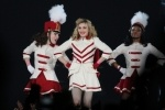 Мадонна снимает клип на петербургском мясокомбинате